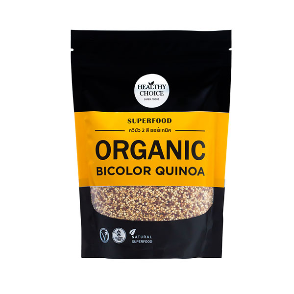 quinoa vs ris