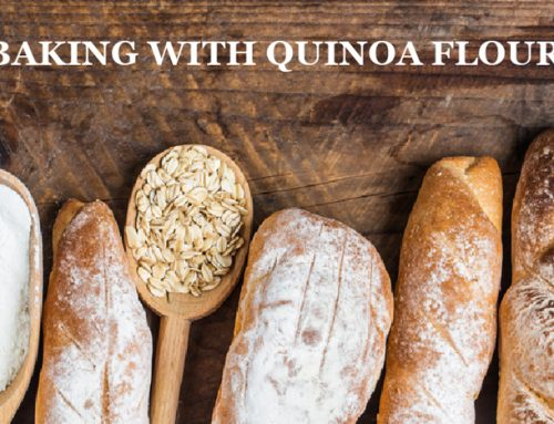 Baking with Quinoa Flour