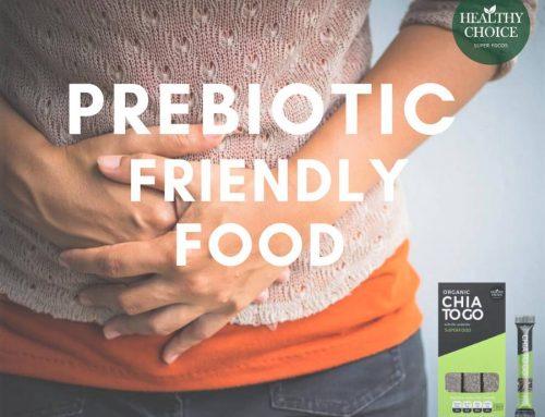 เมล็ดเจีย Prebiotic Food
