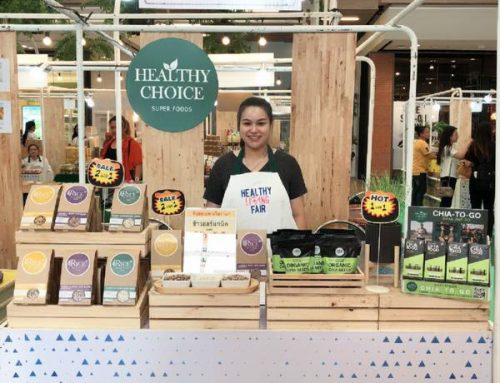 Healthy Choice Asia at HEALTHY & LIVING FAIR 2019